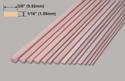 Slec Spruce 1/16x3/8x36