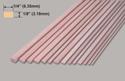 Slec Spruce 1/8x1/4x36