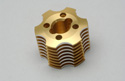 OS Engine Heatsink Head (Gold) 12CV-Hyper Image