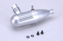 OS Engine RE-2010 Silencer Assy 49PI II Image
