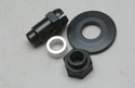 OS Engine 1/4-M5 Locknut Set Image
