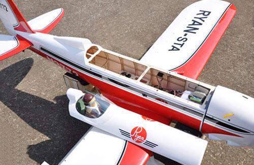 ryan rc airplane
