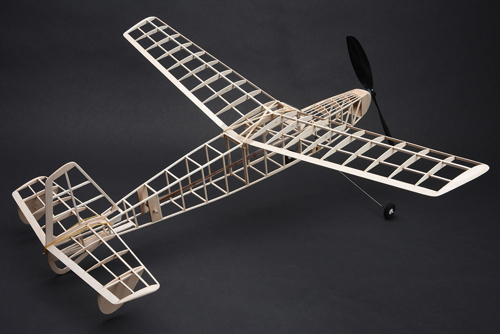 KEIL KRAFT GIPSY BALSA WOOD MODEL AIRCRAFT KIT 40 WINGSPAN KK2050