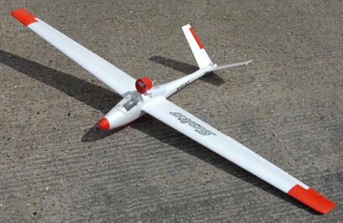 St Model Salto Ep Edf Artf Powered Gliders Aircraft