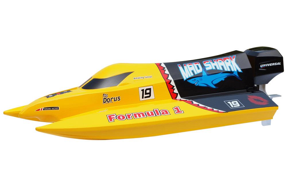 Joysway Mad Shark Brushed RTR 2 4GHz ABS (B-JS-8203