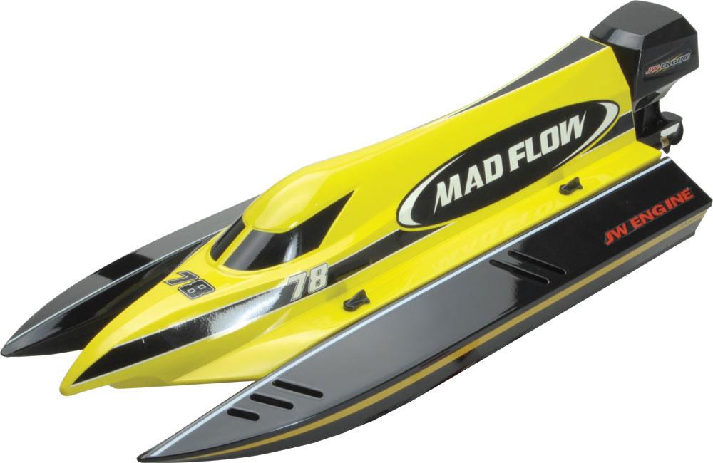 Joysway Mad Flow F1 Brushless Artr 2 4ghz B Js 8653