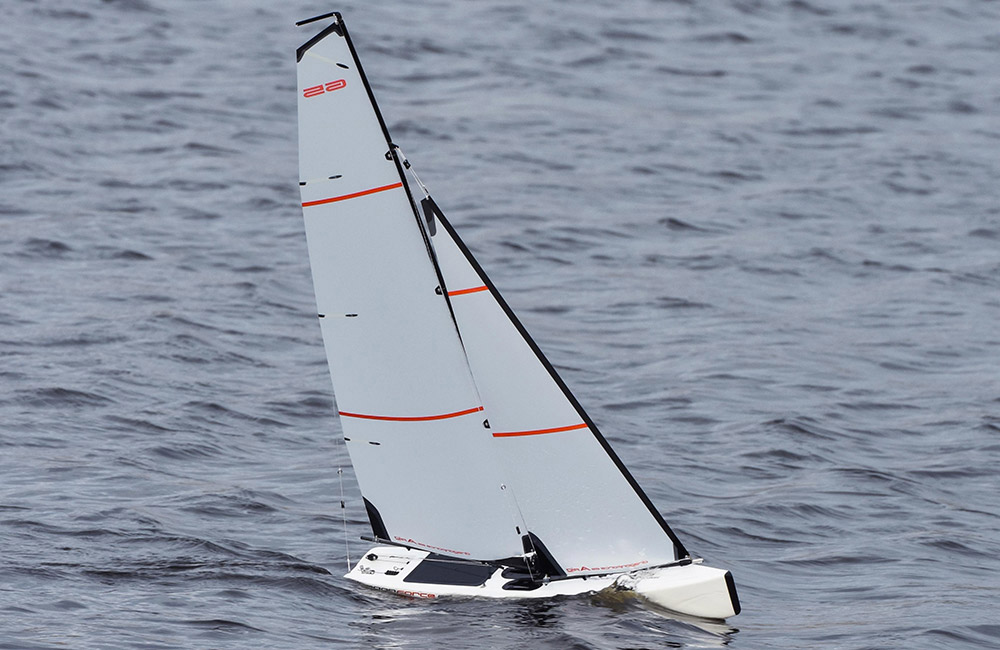 Joysway Dragon Force 65 V6 Yacht ARTR (B-JS-8815A) - Ripmax Ltd