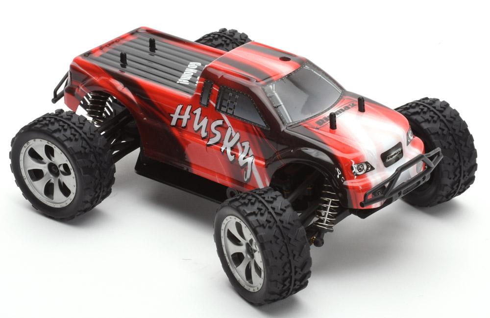 Ripmax Husky 1/18th Truck EP (C-RMX0020) - Ripmax Ltd