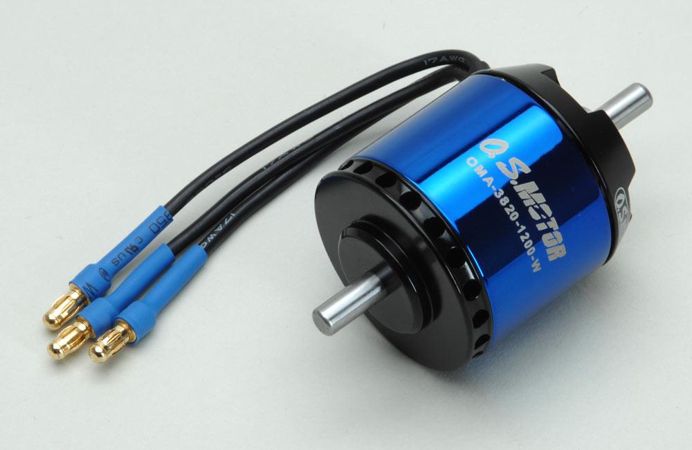 O S Oma 3820 1200w Brushless Motor M Os51011200