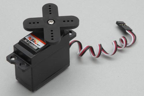 New Power XLD-45HMB Digital Servo (P-NEWXLD45HMB) - Ripmax Ltd