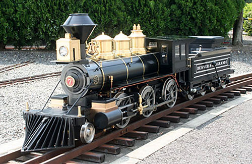 OS Live Steam Baldwin Mogul Kit (R-91520) - Ripmax Ltd